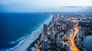 Surfer's Paradise, Gold Coast, QLD