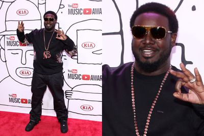 US rapper T-Pain, real name Faheem Rasheed Najm, has featured on hits like Flo Rida's 'Low' and Kanye West's 'Good Life'.