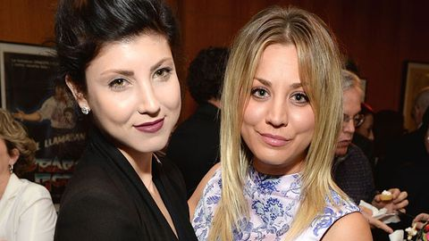 <i>Big Bang</i>'s Kaley Cuoco: 'My sister's <i>Voice</i> audition wasn't rigged'