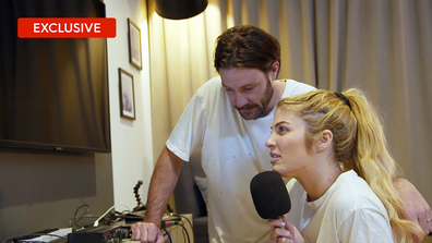 Exclusive: Booka writes a song for Brett's cooking