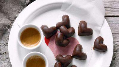 "Recipe: <a href=""http://kitchen.nine.com.au/2016/05/20/10/30/lee-holmes-love-heart-chocolates"" target=""_top"">Lee Holmes' love heart chocolates</a>"