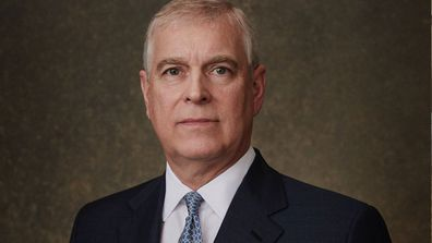 Prince Andrew 60th Birthday portrait