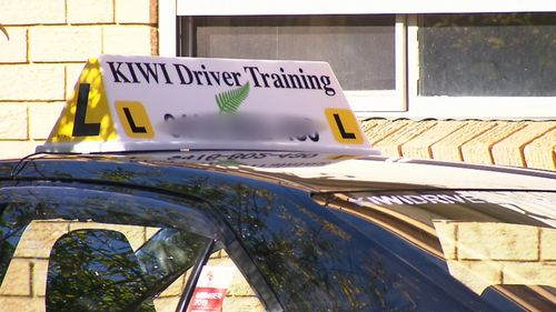Sydney driving instructor arrested sexually touching student charged police crime news NSW