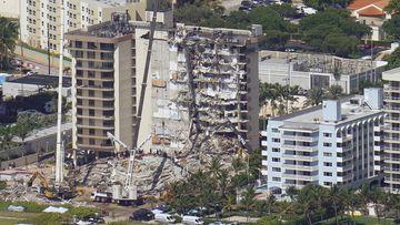 Miami Florida apartment collapse