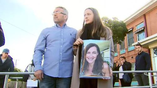 Ms Ristevski's husband was questioned by police but released without charge. (Supplied)