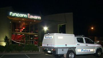 Armed robbers storm Brisbane tavern