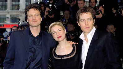 Renee Zellweger, Colin Firth, Hugh Grant