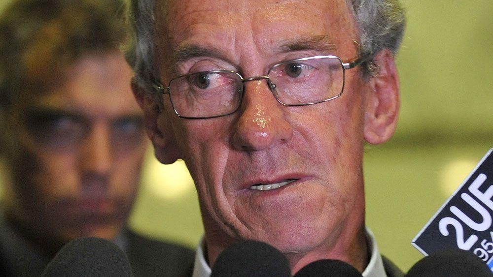 Former NSW chief racing steward Ray Murrihy. (AAP)
