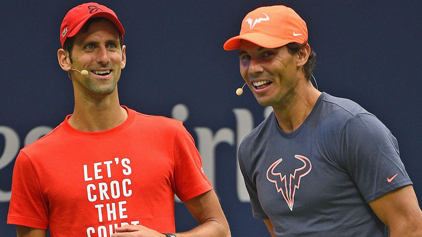 Rafael Nadal and Novak Djokovic face shot clock challenge at US Open