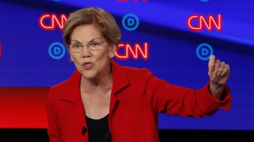 Elizabeth Warren is one of the more progressive candidates in the presidential primary race.