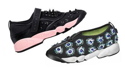 """The """"Dior Fusion"""" sneaker"""