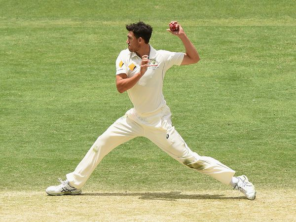 Mitchell Starc. (Getty)
