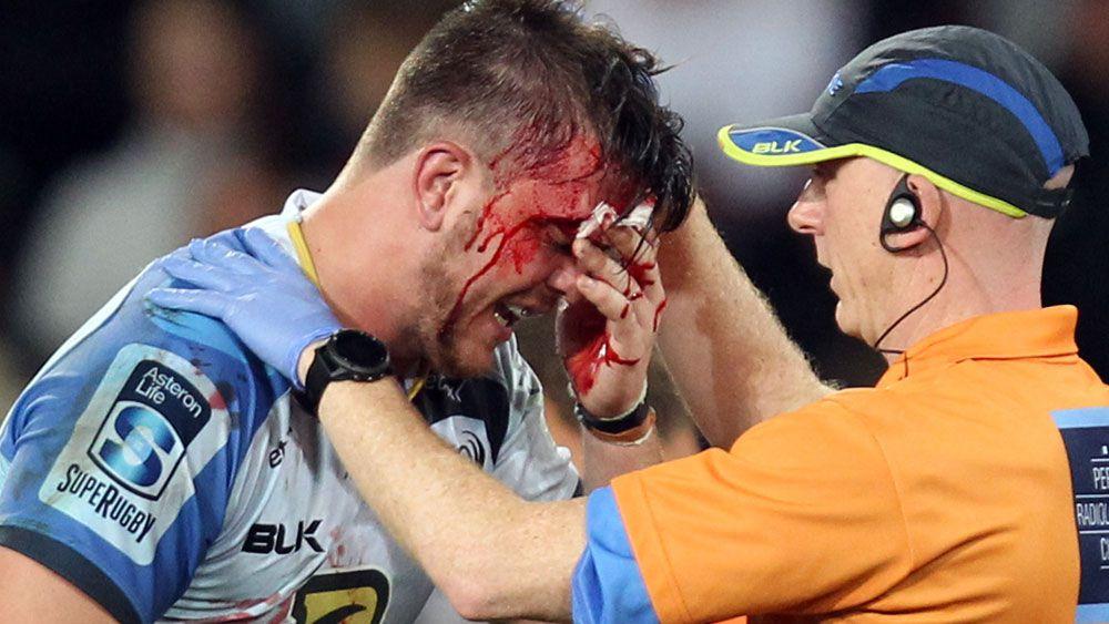 Highlanders beat Force in bruising affair