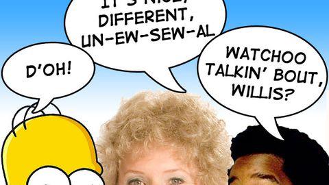 Slideshow: TV's greatest catchphrases
