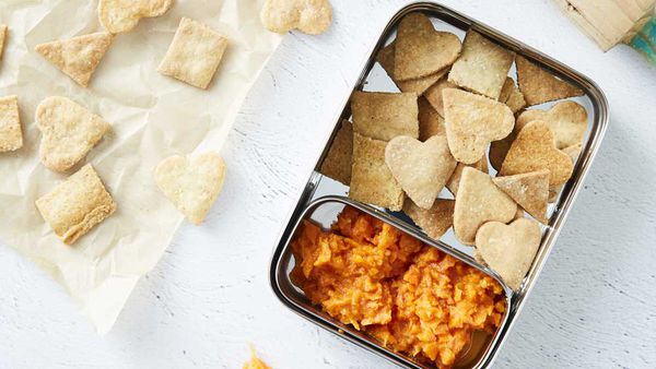 Lunchbox dippers