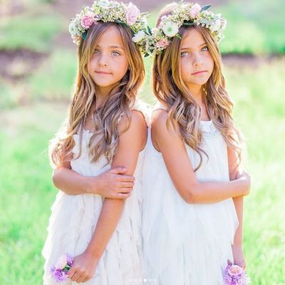 "Owing to their glowing complexions, chestnut hair and high cheekbones, the duo has amassed over 612,00 followers since their mother started an<a href=""https://www.instagram.com/theclementstwins/?hl=en"" target=""_blank"" title="" Instagram account @theclementstwins"" draggable=""false""> Instagram account @theclementstwins</a> on their behalf in July last year."