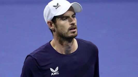 Andy Murray is out of the US Open.