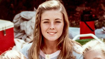 Joanne Curtis was a schoolgirl when she became romantically involved with Chris Dawson.
