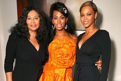 Sisters Beyonce and Solange are total stunners. Their mum Tina is holding up pretty well, too.