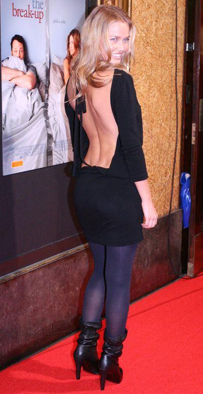 Lara Bingle at <em>The Break Up</em> premiere in Sydney, March, 2006