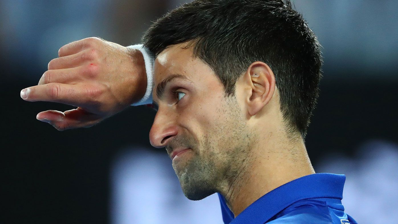 Australian Open final 2019: Novak Djokovic, the miscast villain of tennis who became an icon
