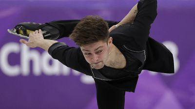 Slight error 'costly' for Aussie figure skater