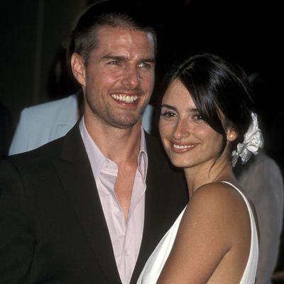 Tom Cruise and Penelope Cruz: 5 months later