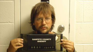 John Coltharp was arrested last week on suspicion of kidnapping (Sanpete County Jail)
