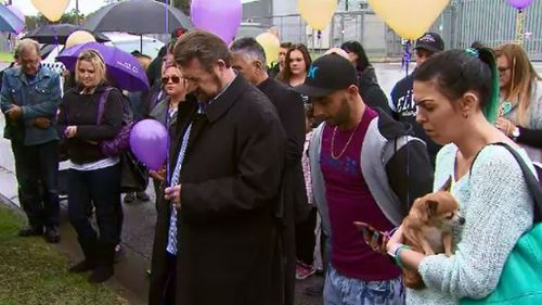 The arrest comes less than two weeks after Rani's family organised a public march. (9NEWS)