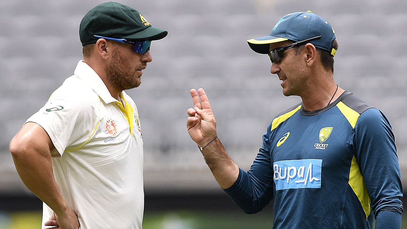 Coach and Test legend Justin Langer likens Aussie cricket to soap opera