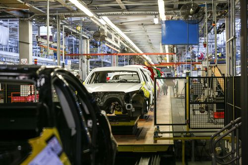 The last of the Holden Commodores rolled through the Adelaide plant this week. (AAP)