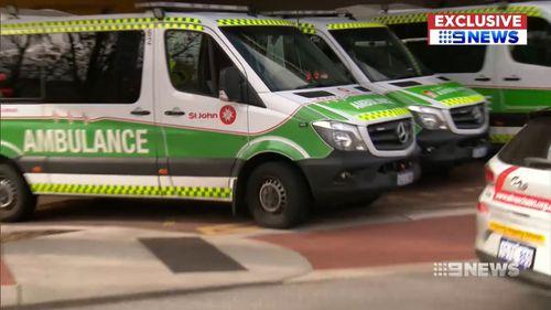 190701 Perth ambulance wait times ramping hospital patients health news WA Australia