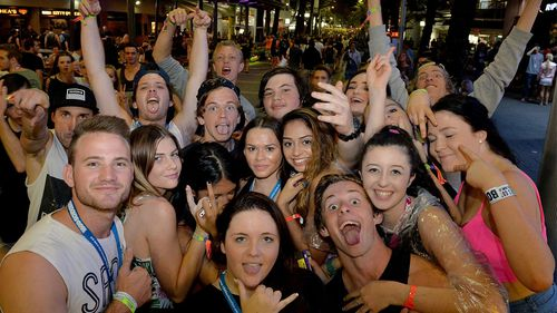 Gold Coast Schoolies security boosted in wake of terror attack
