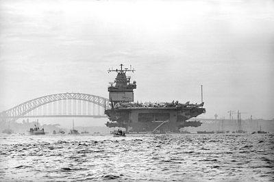 USS ENTERPRISE (342 metres)