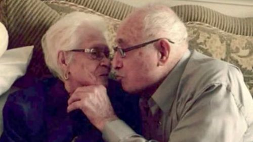 US couple celebrate 82nd wedding anniversary and husband's 102nd birthday