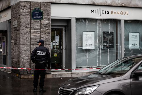 The Milleis Bank mainly has high-end clients, a number of whom had their safe deposit boxes raided in a heist yesterday.