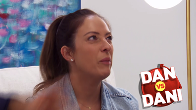 Dani delivers brutal blow to Jesse and Mel's Formal Living Room