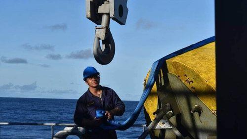 Navy made 2200 nautical mile detour to retrieve drifting tsunami buoy