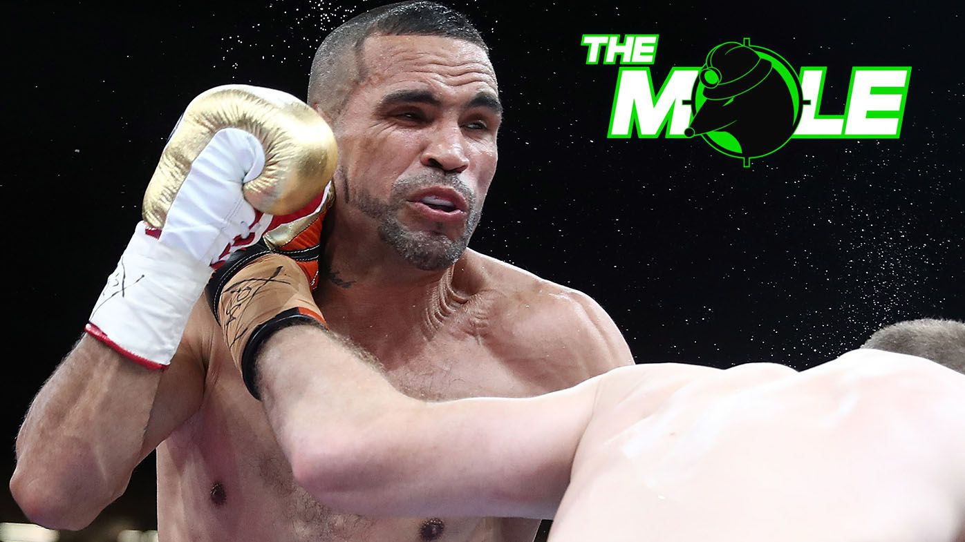 Anthony Mundine to confirm end of his champion sporting career after knockout loss