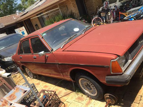 Stu Pengelly successfully cooked a pork roast in his old Datsun in the scorching Perth sun last week.