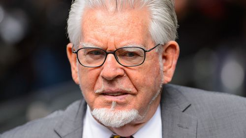 Rolf Harris in court ahead of second trial
