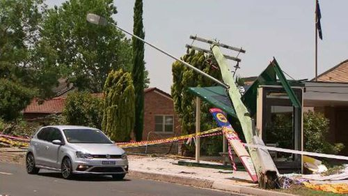 More than 20,000 homes lost power as wild weather brought down power lines, severely impacting local power grids.