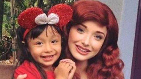 Three-year-old girl dies during Disneyland holiday