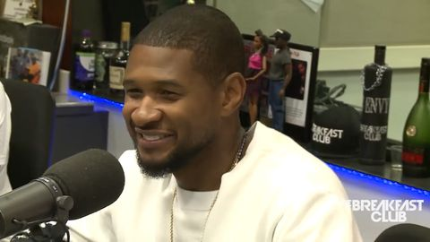 Usher recalls sharing naked selfie on Snapchat