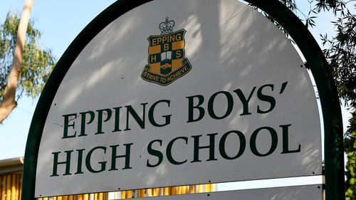 Epping Boy's High School has been forced to shut down today after a year 11 student tested positive to Covid-19.