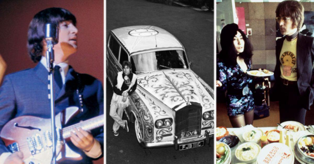John Lennon death anniversary: Ten little known facts about music legend – 9News