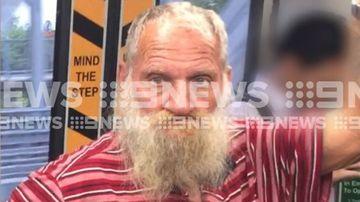 Sex offender Robert Fardon