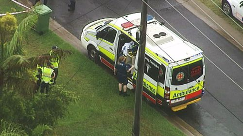 Paramedics attempted to revive the Queensland boy, however he died at the scene. (9NEWS)