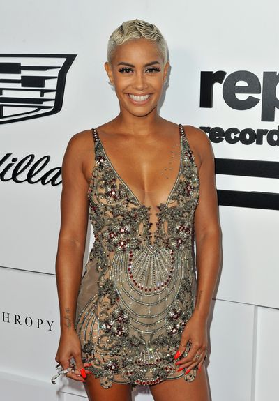 Sibley Scoles in Berta at the VMA after party hosted by Republic Records