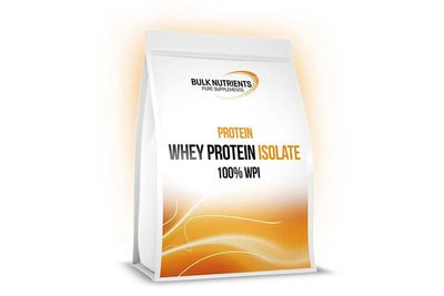 LOW BUDGET: Bulk Nutrients Whey Protein Isolate (from $36)